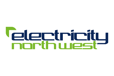 <p>Electricity North West Limited</p> logo