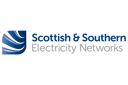 <p>Scottish and Southern Electricity Networks</p> logo